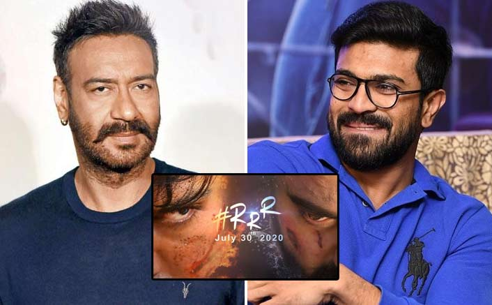 Ajay Devgn To Play Ram Charan's Father In RRR? Deets Inside!