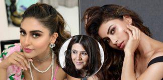 Will Krystle D'souza Rope In The Lead Role In Ekta Kapoor's Mehrunisa?