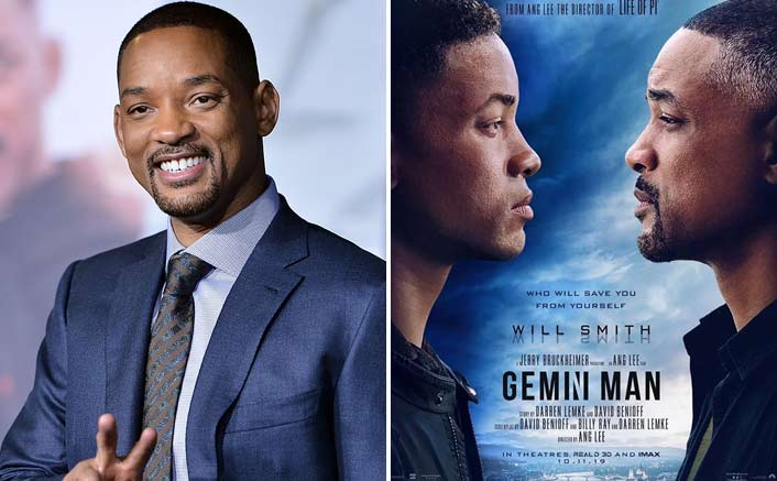 """Will Smith On His Younger Clone In Gemini Man: """"Perfect 23-Year-Old Version Of Me"""""""