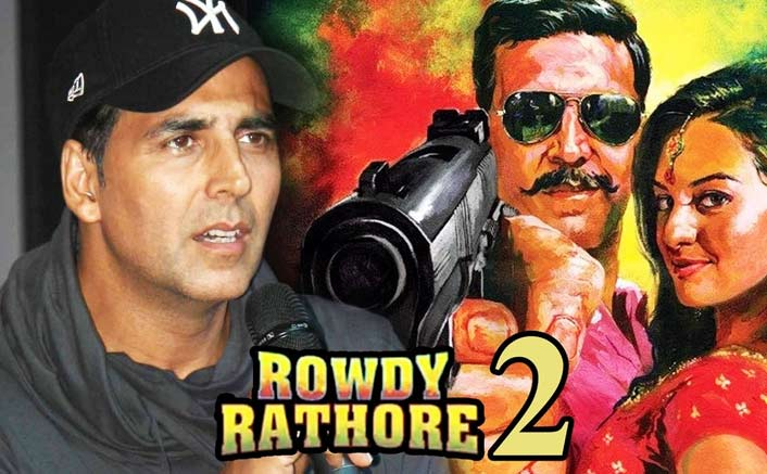 Akshay Kumar's Rowdy Rathore 2 Finally Gets An Official Confirmation!