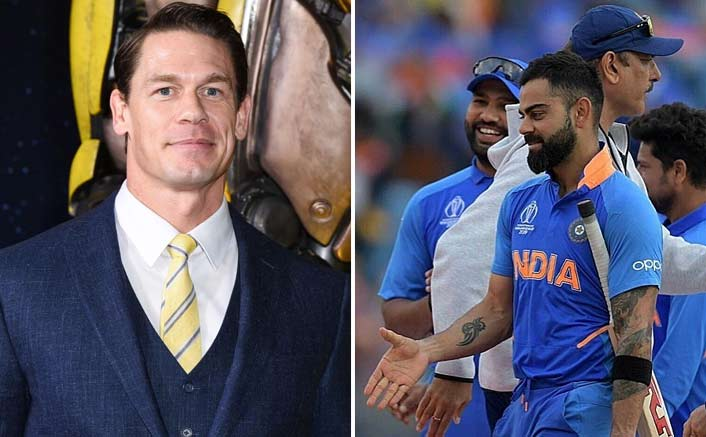 WWE Star John Cena Shares A Post On Virat Kohli & It's Really Amusing!