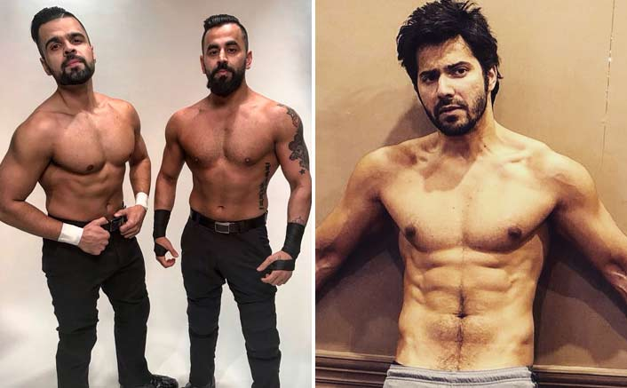 Varun Dhawan Will Be Great In Coolie No. 1 Remake; Star Responds To WWE's Singh Brothers' Tweet