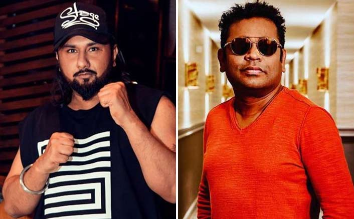 "Yo Yo Honey Singh: "" Learned A Lot After Listening To A R Rahman Sir's Music"""