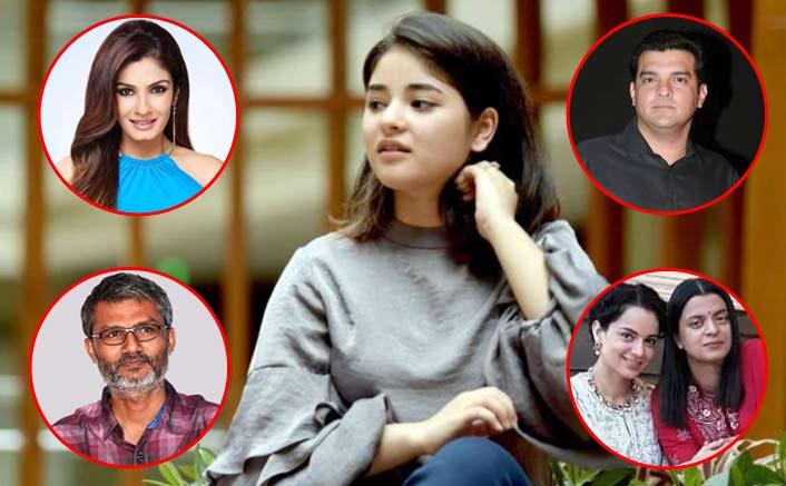 Zaira Wasim Row: From Kangana Ranaut's Sister Rangoli To Dangal Director Nitesh Tiwari – Industry REACTS!