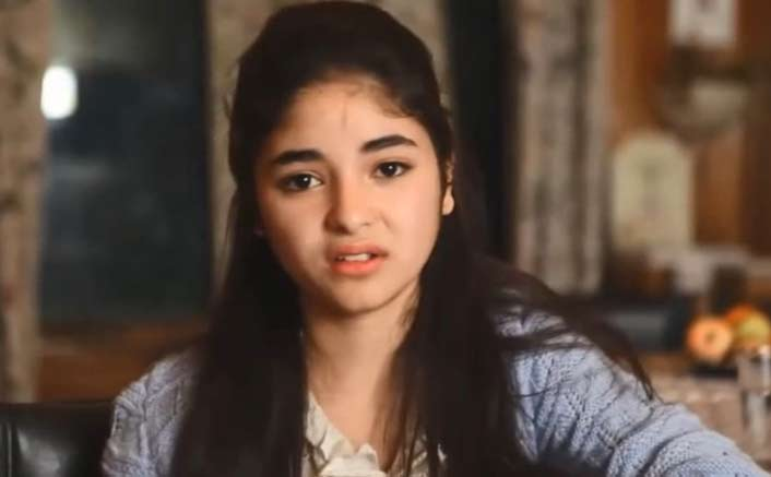 Zaira Wasim Says She Penned The Post Herself; Manager Claims Her Account Was Hacked - What's Happening?