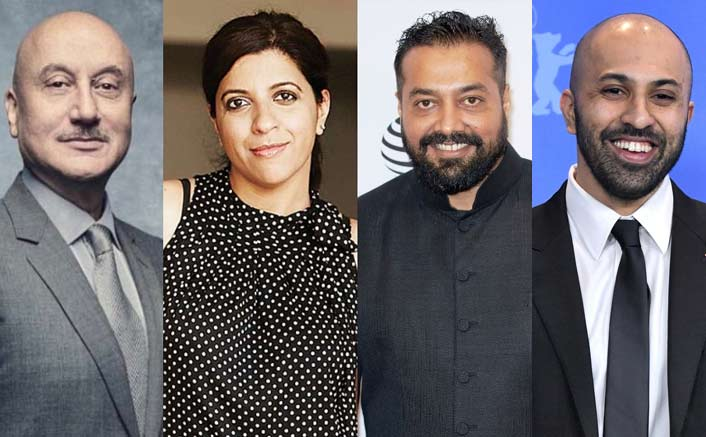 Anurag Kashyap, Zoya Akhtar, Anupam Kher, Ritesh Batra - Welcome The Latest Oscar Academy Members!