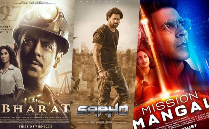 Saaho Box Office (Hindi): 24.40 crores VS Bharat, Mission Mangal & Others - Top 5 Highest Openers Of 2019!