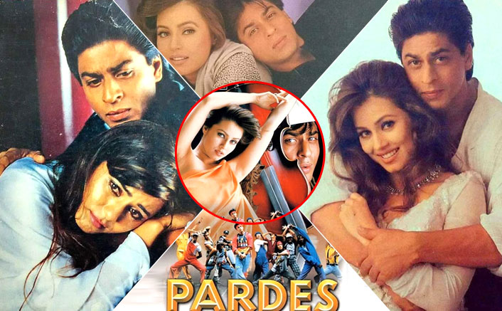 #22YearsOfPardes: Shah Rukh Khan Fans Storm Celebratory Tweets On The Big Day!
