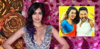 Adah Sharma feels lucky to be an actor