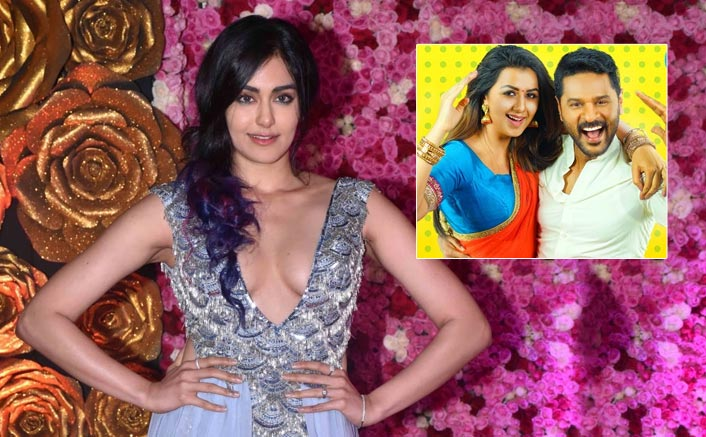 Adah Sharma feels lucky to be an actor
