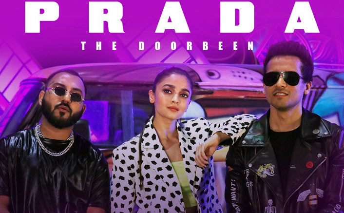 Prada Song Featuring Alia Bhatt Out! Post Lamberghini, The Doorbeen Gifts Us With Yet Another On-Loop Song