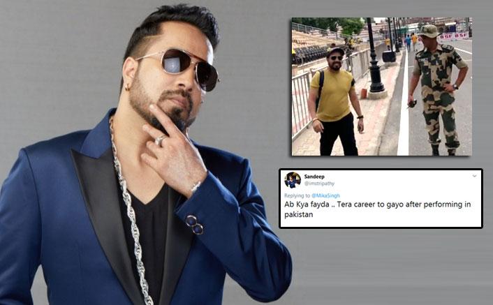 VIDEO: Mika Singh Chants 'Vande Mataram' As He Returns From Pakistan; Netizens Clearly Aren't Convinced