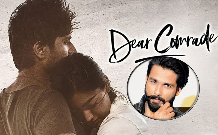 After The Blockbuster Success Of Kabir Singh, Shahid Kapoor Declines Dear Comrade Remake?