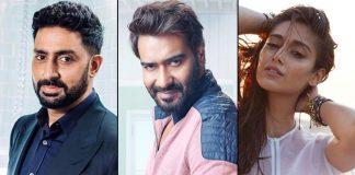 Ajay Devgn, Abhishek Bachchan & Ileana D'Cruz To Unite For A Real Life Story?