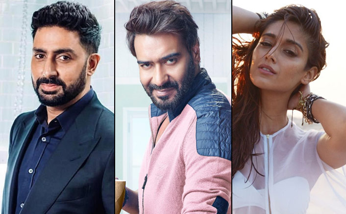Abhishek Bachchan Kickstarts Shooting For His Next Alongside Ajay Devgn & Illena D'Cruz