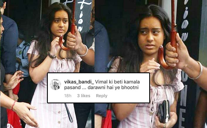 """Kajol's Daughter Nysa Gets Trolled Yet Again As Fans Call Her """"Female Version Of Ajay Devgn"""""""
