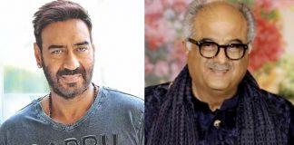 Ajay Devgn To Play A Baddie In Boney Kapoor's Next Starring Thala Ajith?