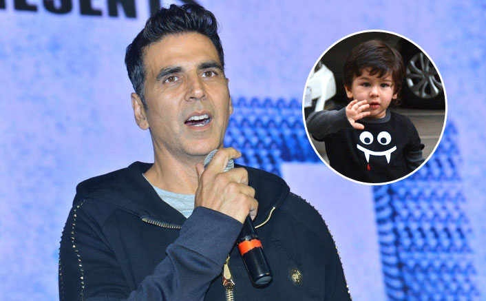 Akshay Kumar Calls Kareena Kapoor Khan's Son Taimur Ali Khan- The Future Of Bollywood!