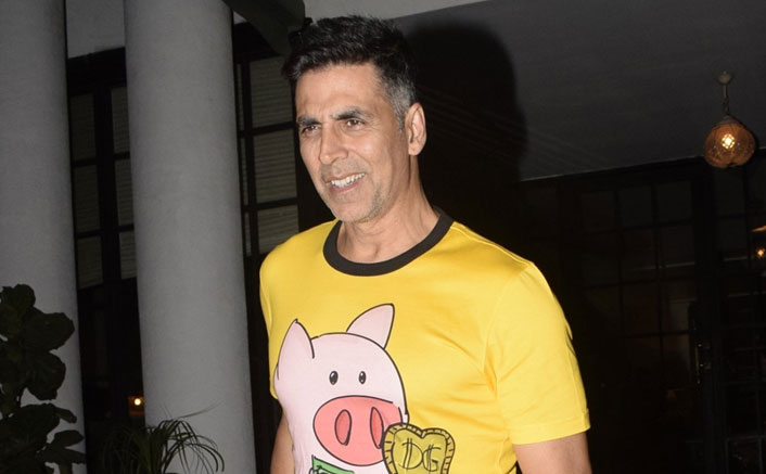 Akshay Kumar Reveals How He Copes With A Low Feeling & It Does Make Sense!