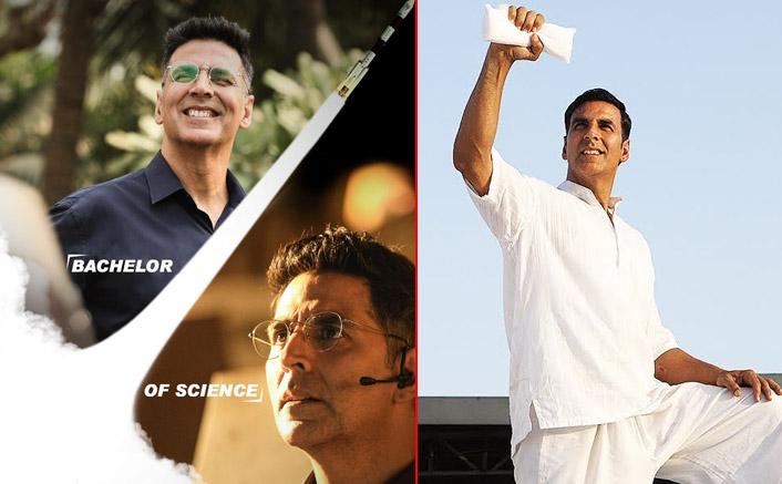 Akshay Kumar set to enjoy his most eventful week with PadMan national award and Mission Mangal release
