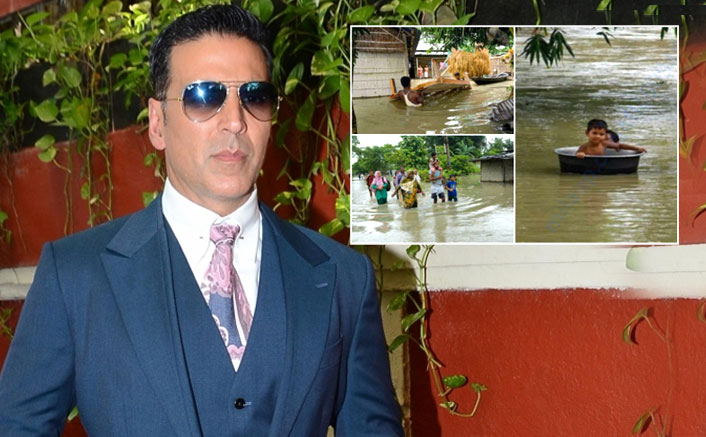 Akshay Kumar's Response To The Question Of His Assam Floods Donation Is Humbling!