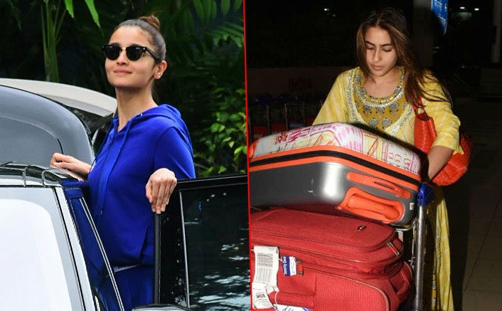 Alia vs Sara: The Airport Attitude Battle