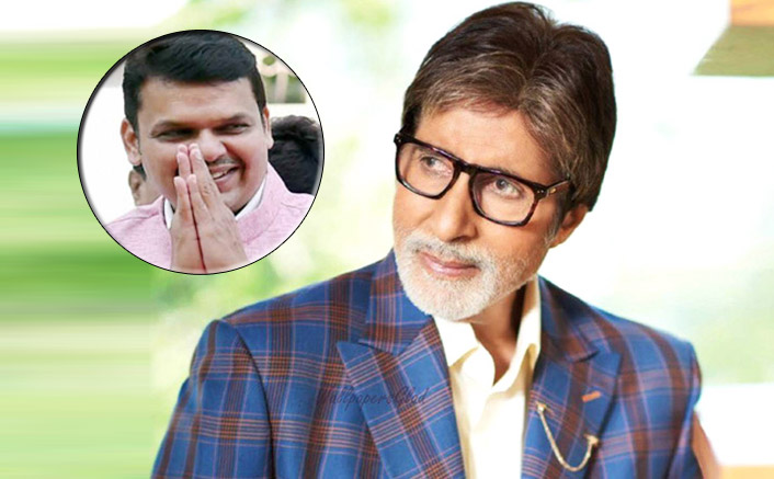 Amitabh Bachchan Contributes THIS Much Towards CM Relief Fund For Maharashtra Floods; CM Devendra Fadnavis Thanks The Star