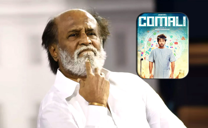#BoycottComali: Rajinikanth Fans Make Sure The Makers Of Comali Delete The Flawed Portion On Thalaiva