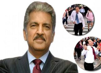 Anand Mahindra posts video of New Yorker dancing to B'wood hits