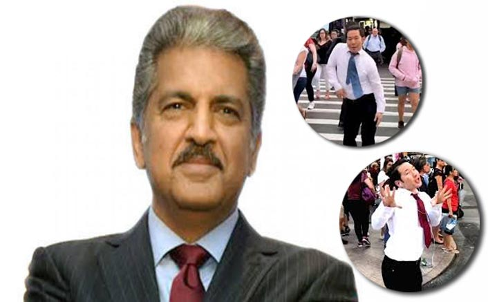 Anand Mahindra Wants To Dance On Bollywood Songs In Manhattan Streets After Watching This Hilarious Video