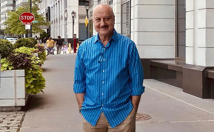 Anupam Kher's flattering cab ride in NY