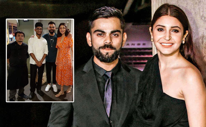Anushka Sharma and Virat Kohli are every fans dream comes true!