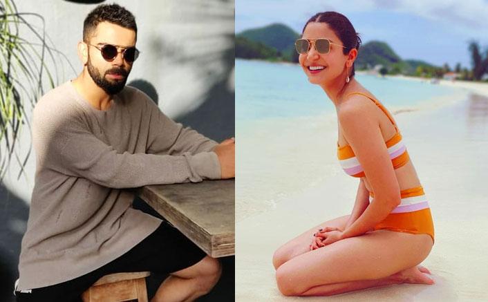 Anushka Sharma's Bikini Picture Clearly Has Virat Kohli's Heart!