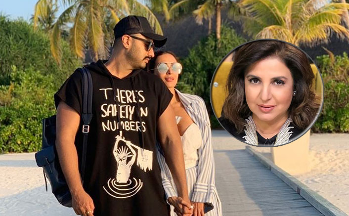 Arjun Kapoor-Malaika Arora Share Pictures From Their Vacay; Farah Khan's Comment Is Exposing It All!