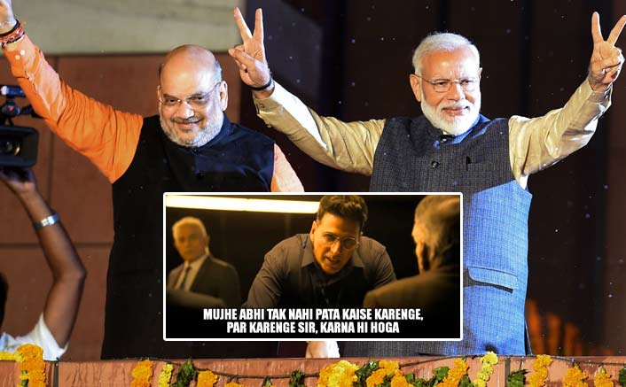 #Article370 Scrapped! Collection Of Best Bollywood Memes For PM Narendra Modi & Home Minister, Amit Shah