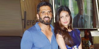 Athiya pens heartfelt wish on Suniel Shetty's 58th b'day