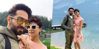 Ayushmann Khurrana and Tahira Kashyap Look Happy And Lovely In These Photos From Their Holiday In Austria