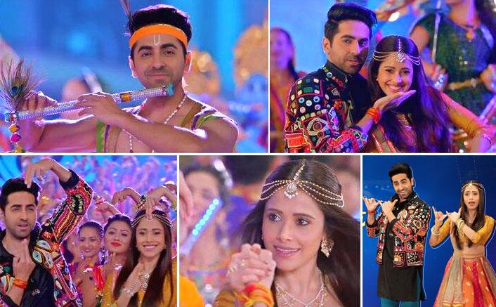 Ayushmann Khurrana's Expressions Will Amaze You In Dream Girl's Song Radhe Radhe; WATCH