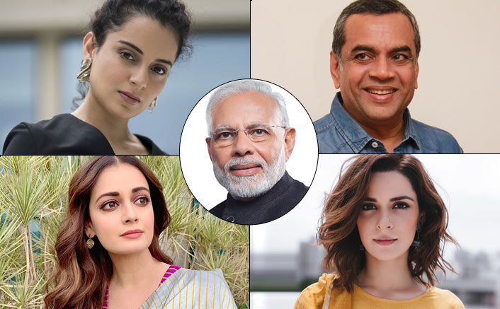 Article 370 Scrapped: Kangana Ranaut, Dia Mirza, Paresh Rawal & More Celebs Who Lauded Narendra Modi Government