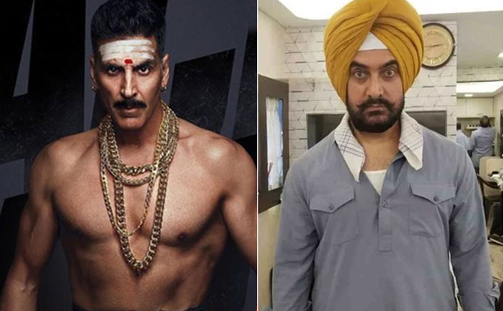 Bachchan Pandey VS Lal Singh Chaddha: Akshay Kumar FINALLY Reacts On Clashing With Aamir Khan