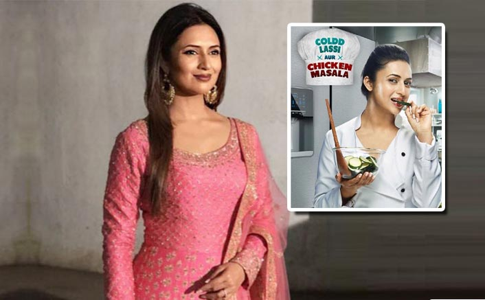 Being veggie, touching raw fish for role was a challenge: Divyanka