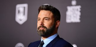 Ben Affleck celebrates a year of sobriety