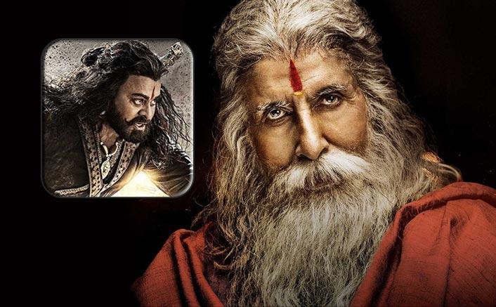 Big B, Chiranjeevi's Telugu magnum opus to release on Oct 2
