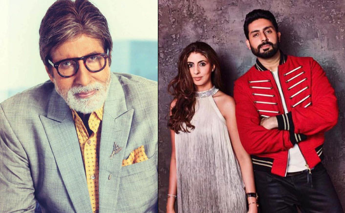 Amitabh Bachchan Reveals Details About His Will - Here's What He Plans For Abhishek Bachchan & Daughter Shweta