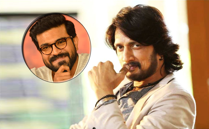 Blessed Are Those Who Have A Son Like Ram Charan: Kiccha Sudeep