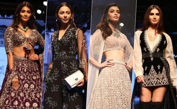 From Tara Sutaria To Rakul Preet Singh, Lakme Fashion Week 2019 Just Got HOTTER!
