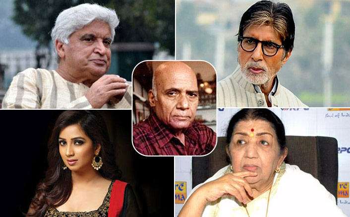 RIP Khayyam: From Amitabh Bachchan To Lata Mangeshkar, Celebs Pay Tribute To The Musical Legend