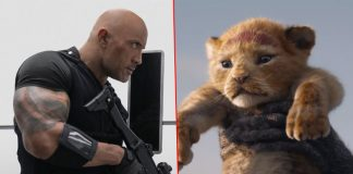Box Office - Fast & Furious Presents: Hobbs & Shaw and The Lion King grow on Saturday