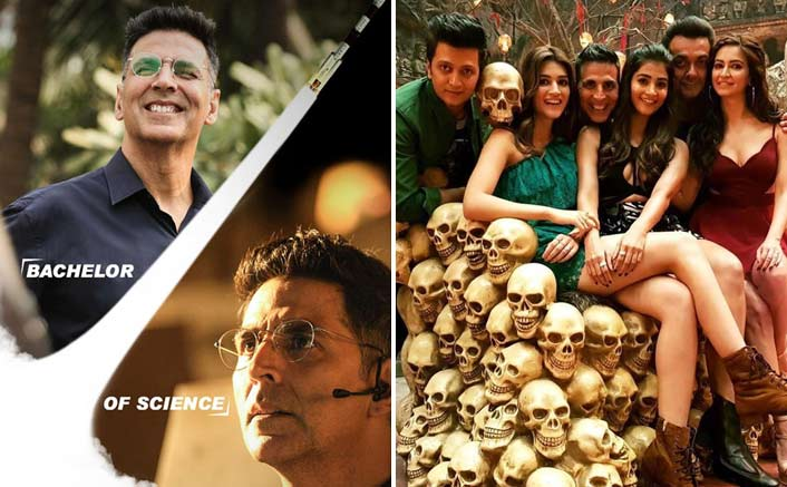 Box Office - Mission Mangal is Akshay Kumar's BIGGEST opener ever after first three days, will Housefull 4 beat that record next?