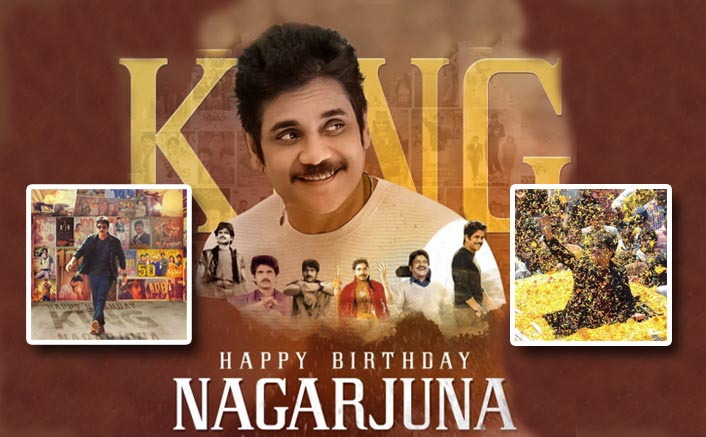 Brahmastra Star Nagarjuna Rings In His 60th Birthday In Spain